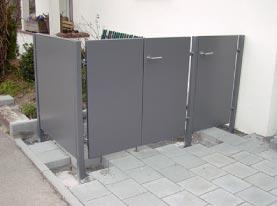 Jerger stahlbau gartentore - Gartentore aus metall ...
